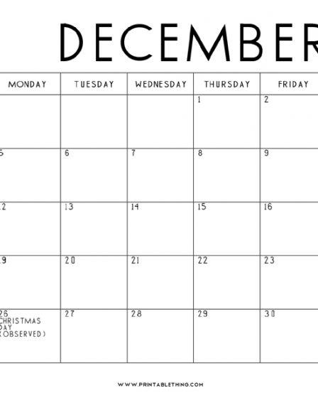 December-2022-Calendar-Printable